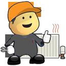 gázszerelő gázkészülék javítás esetén